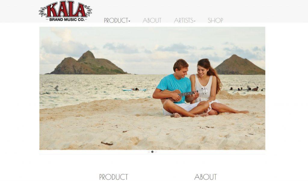 KALA 日本公式ブランドサイト リニューアルしました。