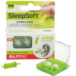 大人気のイヤープラグブランド ALPINE HEARING PROTECTION より 睡眠時用イヤープラグと    お子様の耳を最大限に守るイヤーマフが登場!