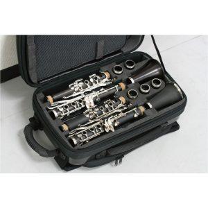 bagsよりクラリネット2本用(B♭管+A管)、トランペット4本用ケースが登場!