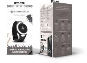 【Soundbrenner】次世代バイブレーションメトロノーム Soundbrenner取扱い開始!