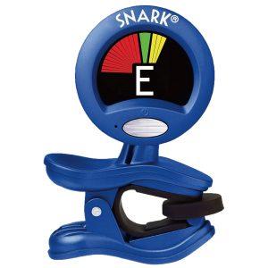 【SNARK】ギター⽤チューナー「SN-1/BLU」がより使いやすく モデルチェンジ!