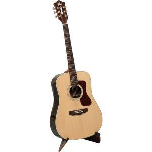 【KIKUTANI】エレガントなルックスの木製ギタースタンド発売!