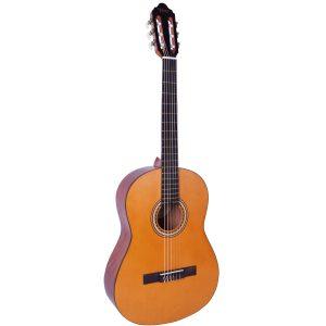 【Valencia】クラシックギターVC204 4/4シリーズにハイブリッドスリムネックモデルが登場!