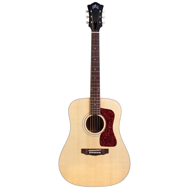 【GUILD】USA製アコースティックギターの4種が登場!