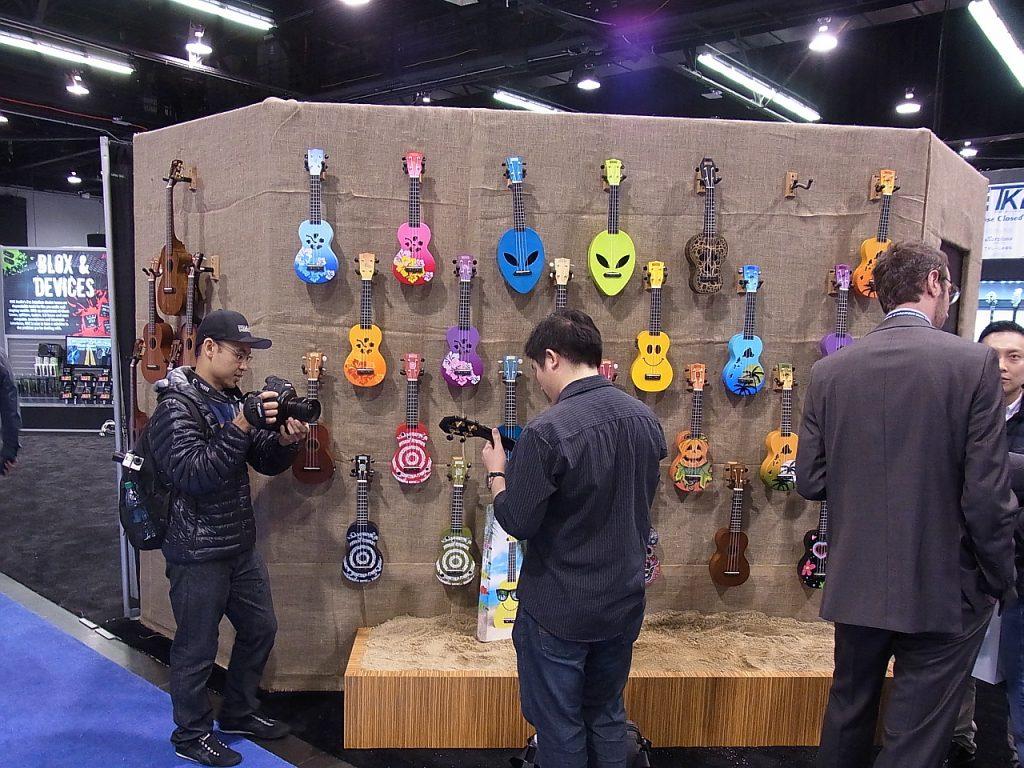 【ショーレポート】NAMM 2017 キクタニレポート!
