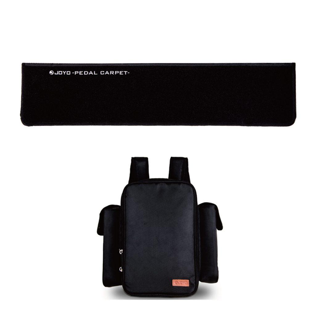 【JOYO】世界初のソフトペダルボード「Pedal Carpet」発売!