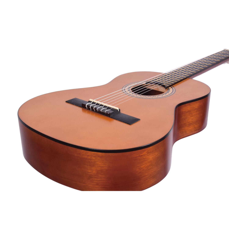 【VALENCIA】シトカ・スプルーストップ、 3/4サイズの クラシックギターが登場。