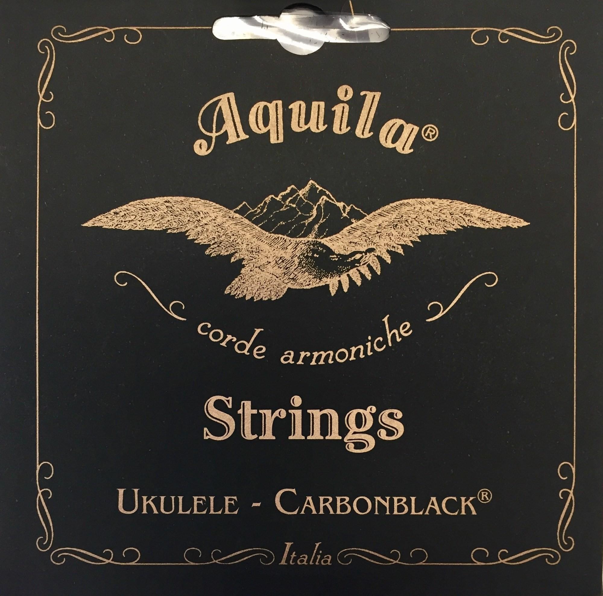 【AQUILA】LOW G用弦単品、新たなカーボン弦、シグネチャー弦が登場!