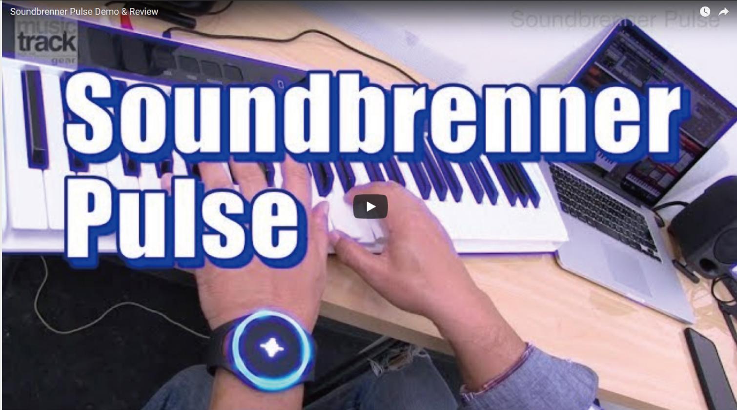 【Soundbrenner】非常に多くのチャンネル登録者を持つMusictrack様より Soundbrenner Pulseに関する動画レビューを掲載いただきました!
