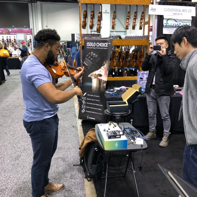 NAMM SHOW 2020現地レポート【1日目】CLOUD VOCAL,WHIMORY,GUILDxCordoba Party