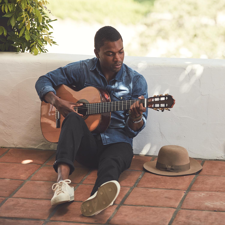 Amazon Classical Guitar Banner